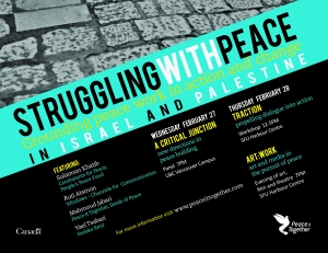 Struggling with Peace (General UBC Venue)